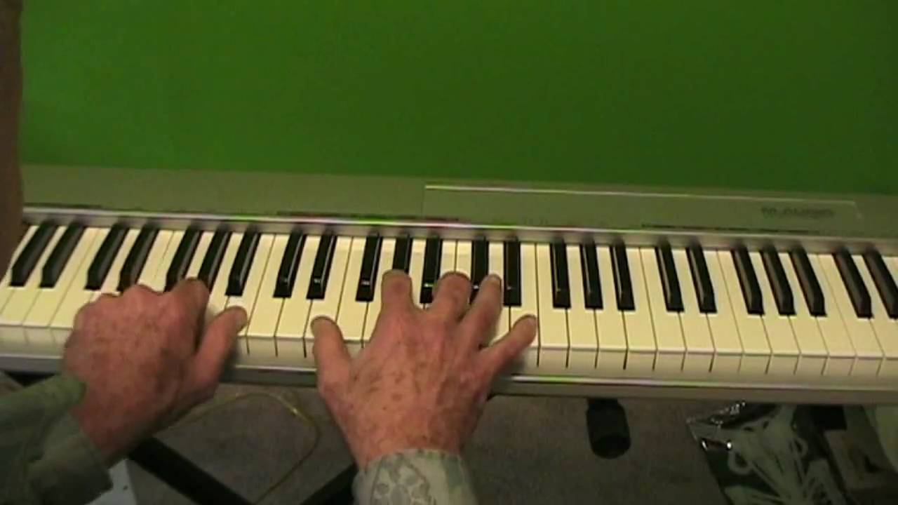 """🎹 how to play """"anytime"""" by brian mcknight (easy piano tutorial."""