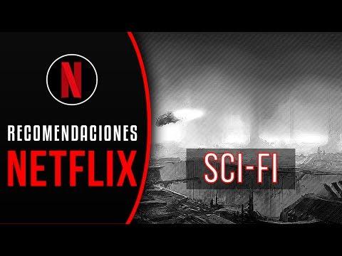 Mis 5 Recomendaciones de Ciencia Ficcion - NETFLIX