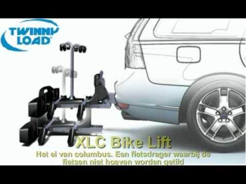 Wonderbaar Twinny Load fietsendragers- video - YouTube UJ-83