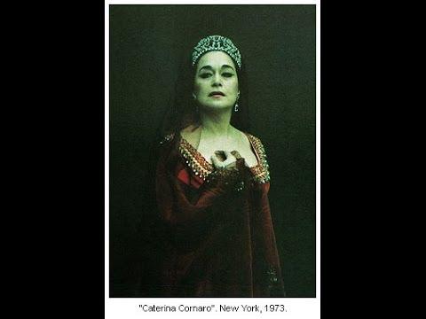 Caterina Cornaro - Gaetano Donizetti - 1973 GENCER,TADDEI,RAMEY,CAMPORA,MORRIS,SILIPIGNI