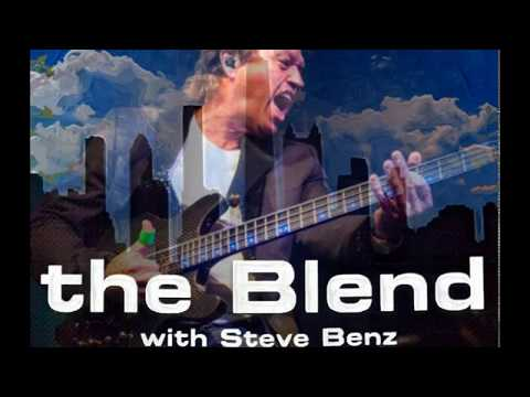 Mark King of Gizmodrome and Level 42 join The Blend - 09/14/2017