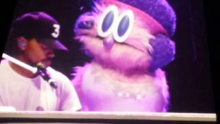 Same Drugs // Chance The Rapper Live (SF 2016)