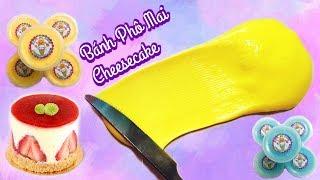 Hướng Dẫn Làm Những Loại Slime Từ Kem Bơ Shop - Cheesecake Slimee Using Model Magic