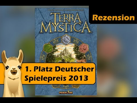 terra mystica spiel anleitung rezension spielama youtube. Black Bedroom Furniture Sets. Home Design Ideas