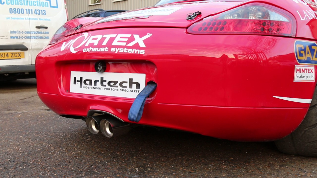 Performance Exhaust Systems from Vortex Exhaust Technology