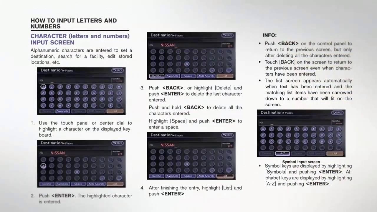 2017 nissan gt r multi function display owner s manual youtube rh youtube com Raymarine Multifunction Displays Avidyne FlightMax 750