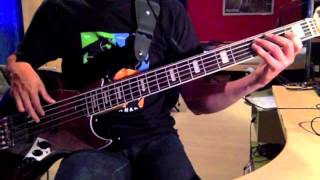 Simple Minds - Promised You A Miracle Bass Cover