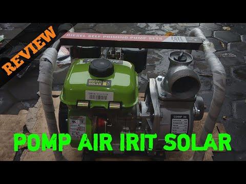 PUMPA AIR CROWN SUPER IRIT SOLAR