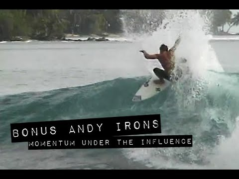 Here's an Unreleased Andy Irons Segment Dug Out of the Momentum Files