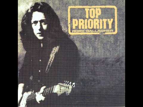 Клип Rory Gallagher - Bad Penny