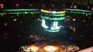 Boston Celtics 2016-2017 Opening Night Introduction