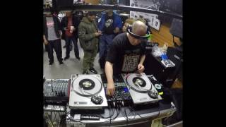 DJ TRS @ Rock and Soul Holiday Party 2016