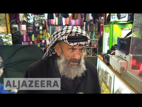 Palestinians call 'days of rage' over US Jerusalem plan