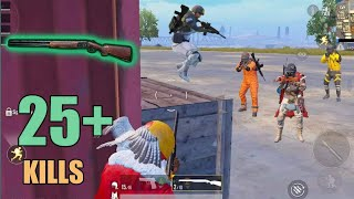 I ONLY HAD SHOTGUN | DID I SURVIVE? | PUBG MOBILE