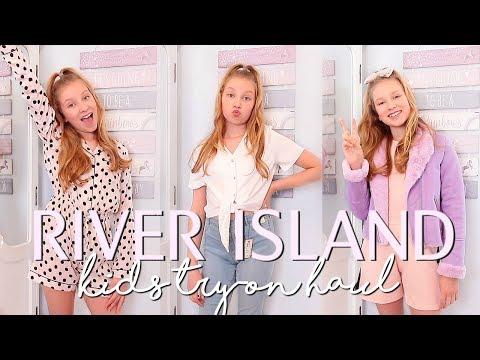 RIVER ISLAND KIDS HAUL! | Coco's World