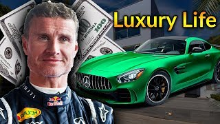 David Coulthard Luxury Lifestyle | Bio, Family, Net worth, Earning, House, Cars