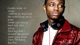 Soulja Boy Tell 'Em - Cuban Link (Lyrics)
