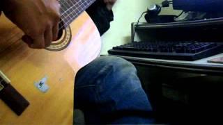 Hà Nội mùa thu guitar classic