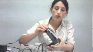 Cackle Set Up Jabra GN9330e Wireless Headset Telephone with Headset Port.wmv