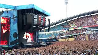 Ed Sheeran - Bloodstream, Live @Ullevi, Gothenburg, Sweden