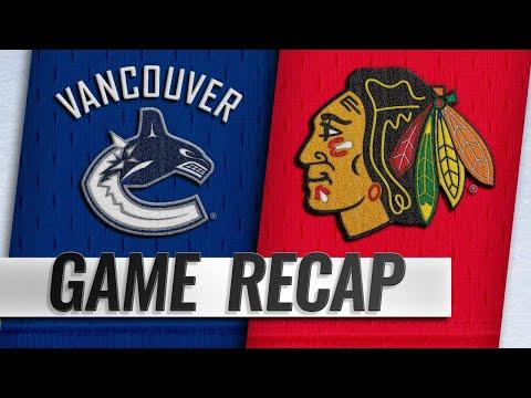 Toews' OT goal lifts Blackhawks to sixth straight win