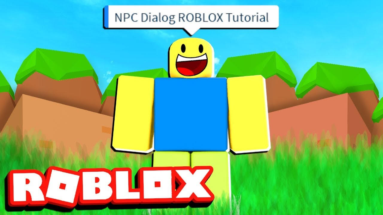 How To Add Dialog Roblox Studio 2020 Youtube
