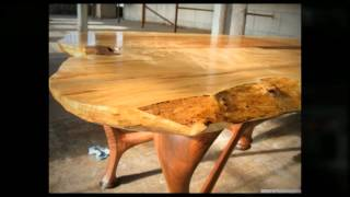Must See! Luxurious Custom Woodworking Portfolio By Seasoned Artist Ryan Procsal