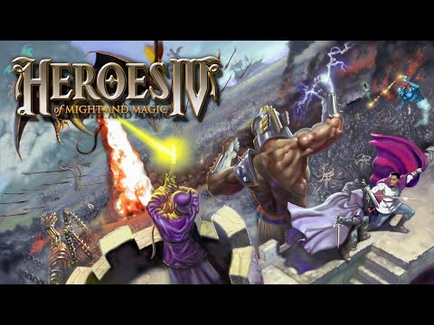 Heroes Of Might And Magic IV Soundtrack