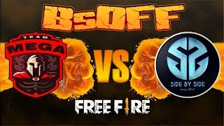 [🔴 LIVE] FREE FIRE ~ CAMPEONATO BsOFF🔥MEGA SPORTS VS. SIDE BY SIDE🔥INSANIDADE TOTAL