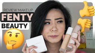 Fenty Beauty Foundation Review   Produk Makeup Rihanna (Bahasa Indonesia)