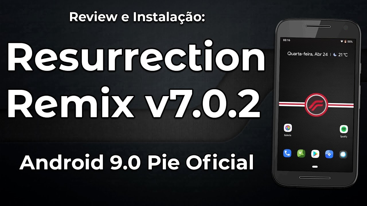 ROM Resurrection Remix Pie v7 0 2 | Android 9 0 Pie | MORE FLUID AND MORE  OPTIMISED ROM!