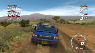Sega Rally    PC Gameplay 1080P   part1