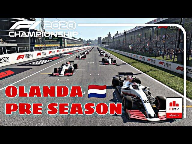 F1 2020 FMP Pre-Season - F1MP #2 Olanda