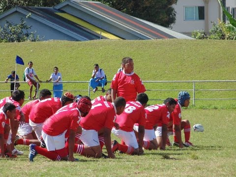 2016 Tongatapu Secondary Schools Rugby Union Finals