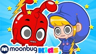 Mila And Morphle are ROBOTS! - My Magic Pet Morphle | Cartoons For Kids | Morphle TV | BRAND NEW