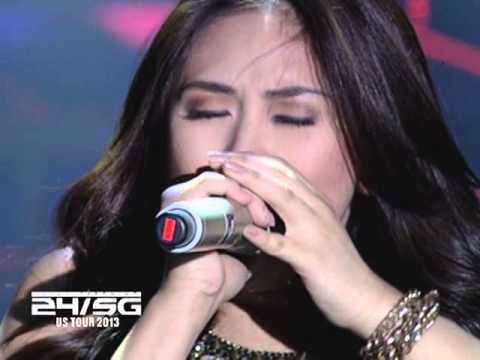 ASAP Uncut : Sarah Geronimo's 'Try' Live Performance