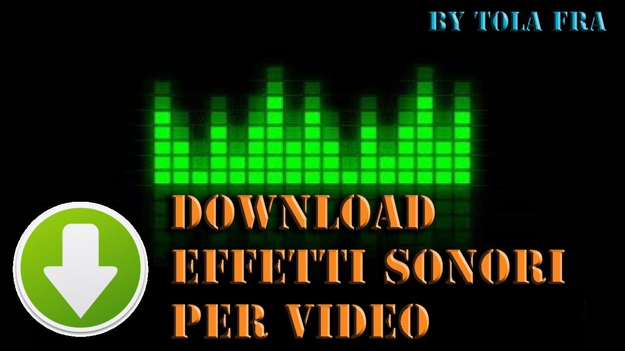 video audio comico effetto sonori