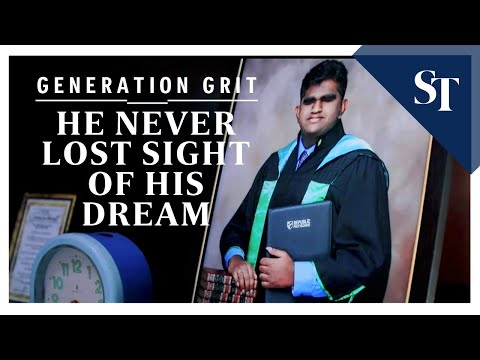 He never lost sight of his dream | Generation Grit | The Str