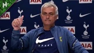 Jose Mourinho is still Special! Watch this exchange with Macedonian reporter Igor Aleksandrovic.