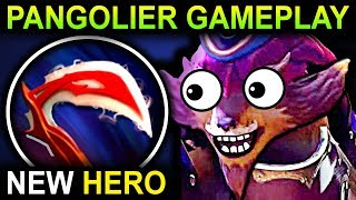 DESOLATOR PANGOLIER - DOTA 2 PATCH 7.06 NEW META PRO GAMEPLAY (MID ONLY)