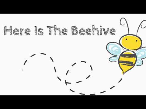 Here Is The Beehive | Fun and Interactive Nursery Rhymes and Kids Songs