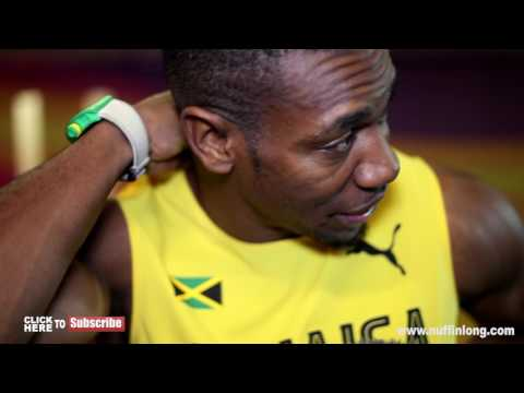YOHAN BLAKE SAY'S HE WAS SURPRISED THAT GATLIN WON THE FINALS - Nuffin' Long Athletics