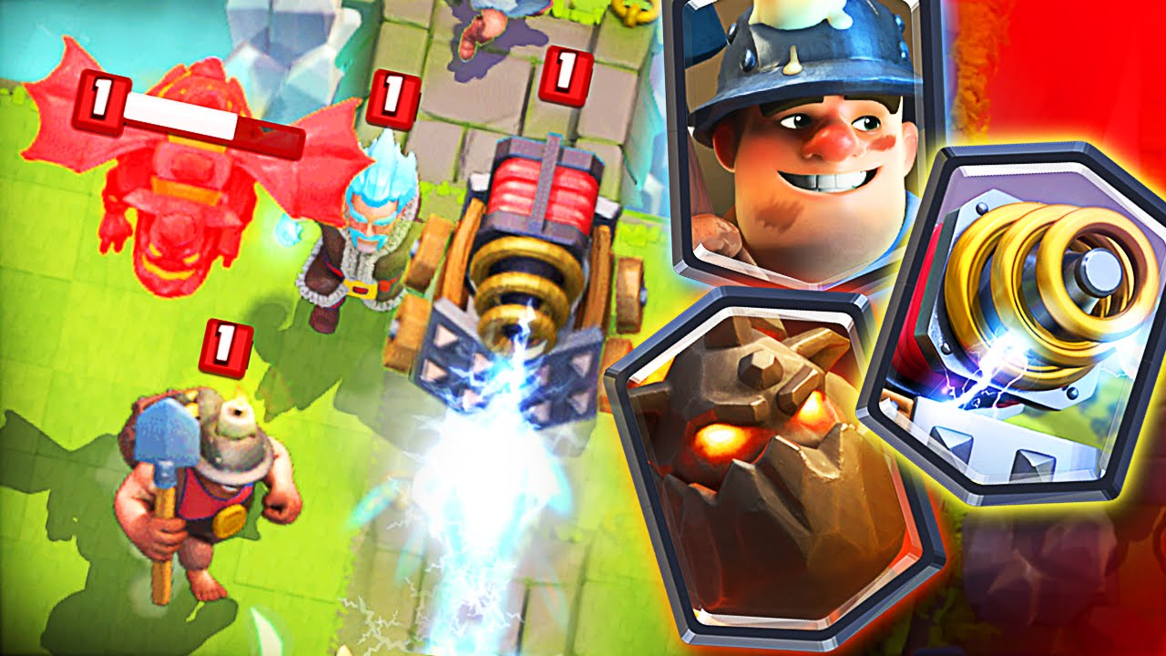 3 New Legendaries Clash Royale Wtf Is Sparky