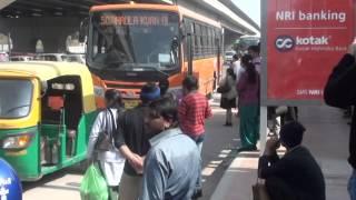 Onboard Trials: Vasant Vihar Depot, Feb 2014