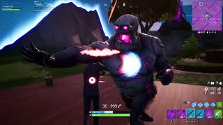 Fortnite: Trying out new skin