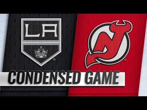 02/05/19 Condensed Game: Kings @ Devils