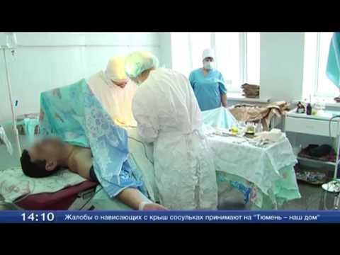 В Тюмени наградили «вторые руки хирурга»
