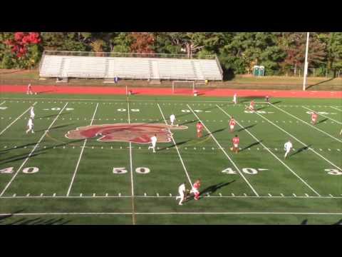 Soccer vs  Thornton Academy 10 4 2016