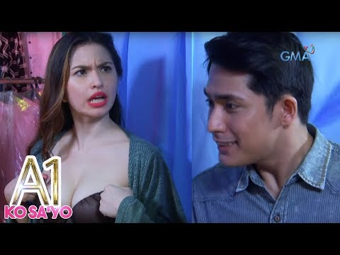 A1 Ko Sa'yo: Top of the line Bra (full episode)