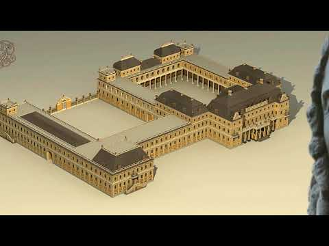 The Palace of Menshikov